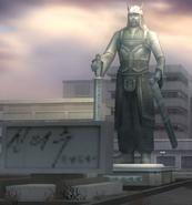 Sinuiju monument
