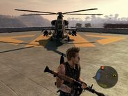 Warsong Attack Helicopter Front