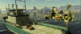Cargo Boat Cargo
