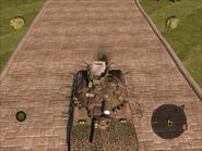 Cavalera Light Tank Top Front