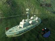 Bladesong Missile Boat Front Quarter