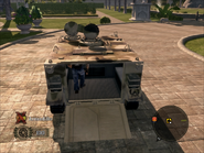 Armadillo APC Rear Door