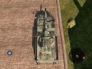 Guardian Artillery Top Rear