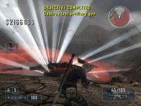 Master of none supergun destroyed