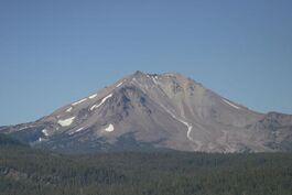 Mount Lassen, CA