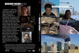 Mercury Rising 9-11 DVD cover