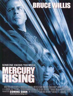 Mercury Rising Poster