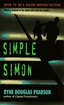 Simple Simon (book) cover