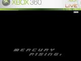 MERCURY R1SING (The Video Game)