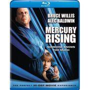 Mercury Rising Blu-ray cover, 2010