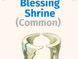Blessing Shrine