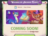 Wizards of Arcania Event