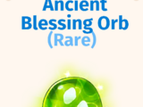 Ancient Blessing Orb