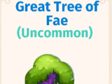 Great Tree of Fae