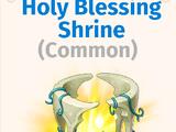 Holy Blessing Shrine