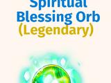 Spiritual Blessing Orb