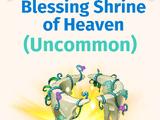 Blessing Shrines