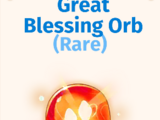 Great Blessing Orb