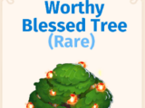 Worthy Blessed Tree