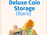 Deluxe Coin Storage