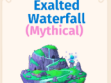 Exalted Waterfall