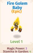 FireGolemBaby