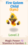 FireGolemChild