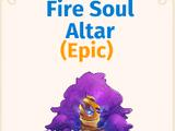 Fire Soul Altar
