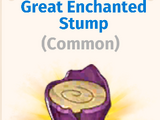 Great Enchanted Stump
