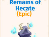 Remains of Hecate