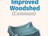 Improved Woodshed