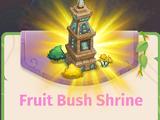 Fruit Bush Shrine