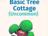 Basic Tree Cottage