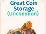 Great Coin Storage