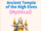 Ancient Temple of the High Elves