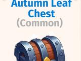 Autumn Chests