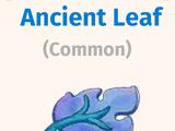 Ancient Leaf