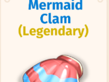 Mermaid Clam
