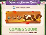 Myths of Autumn Event
