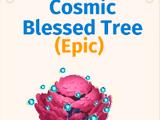 Cosmic Blessed Tree