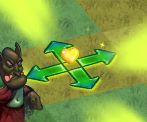 L'extenseur de soin dans le défi 19 Merge Dragons.