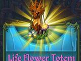 Life Flower Totem