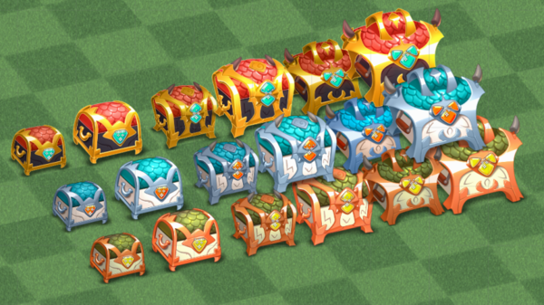 All Bountiful Chests
