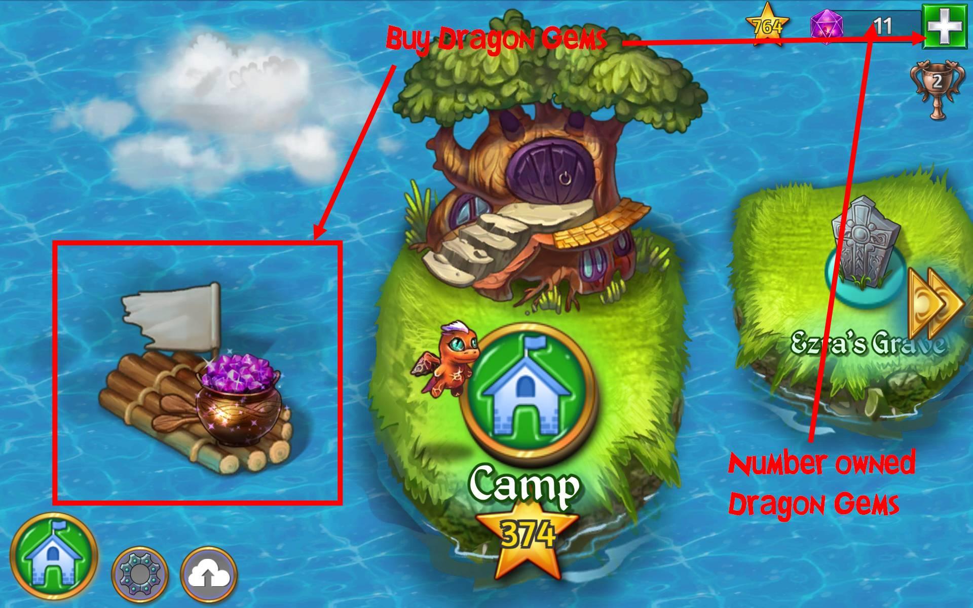 Dragon Gems | Merge Dragons Wiki | FANDOM powered by Wikia