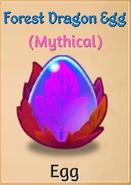 Forest Dragon Egg