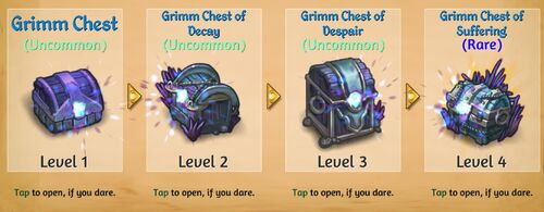 Grimm Chests