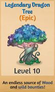 Legendary Dragon Tree