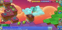 Mystery Nest - Tanzanite Cloud Key
