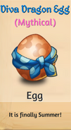 1 - Diva Dragon Egg
