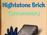 Nightstone Brick